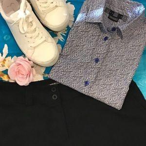 Nike Sleeveless Printed Golf Polo Shirt. Small ⛳️